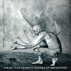Arena - CD The Seventh Degree of Separation - 2011