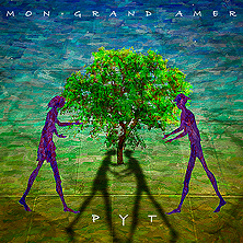 PyT - CD Mon grand amer - 2015