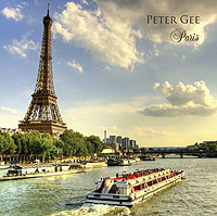 Peter Gee - CD Paris - 2013